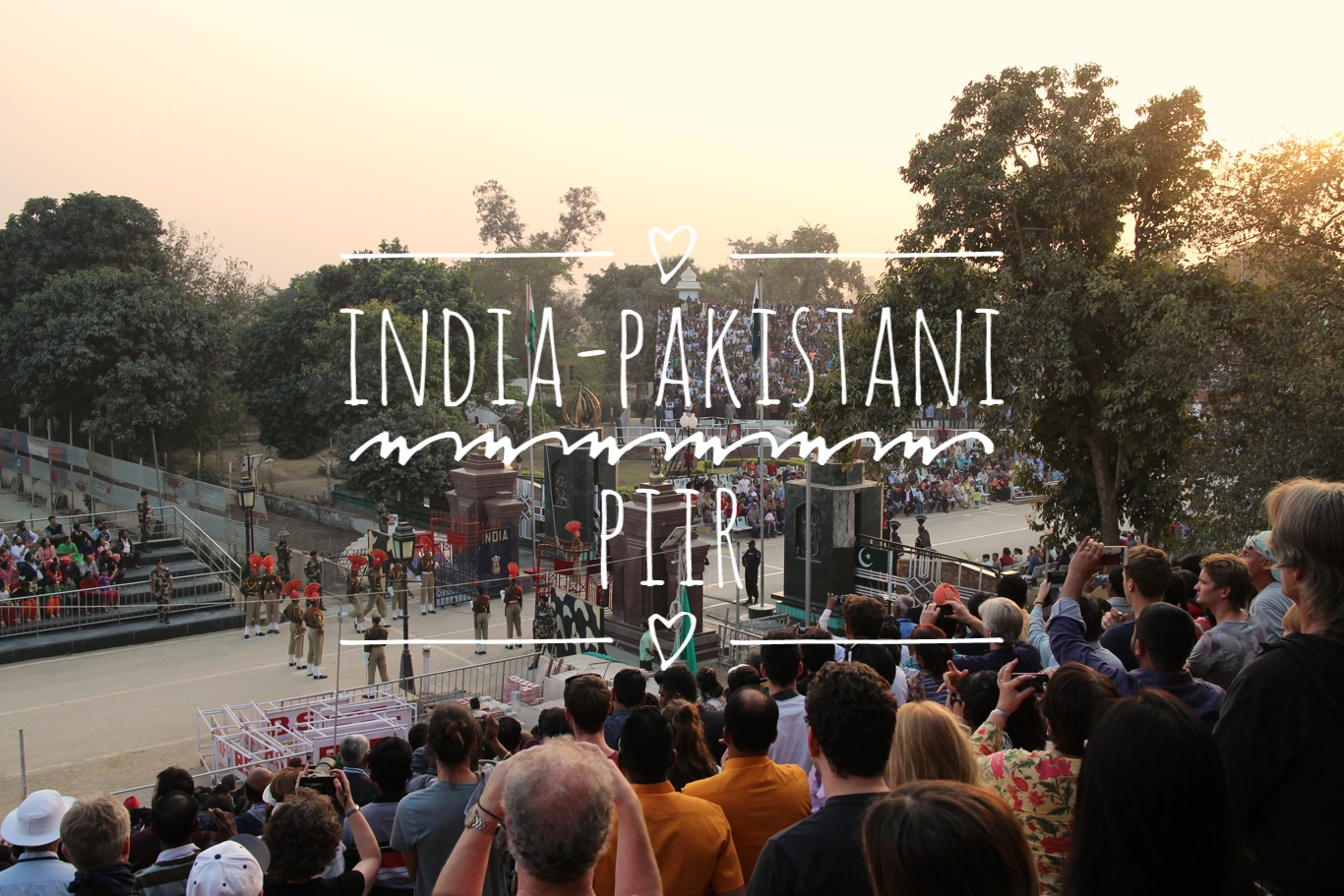 India-Pakistani piir